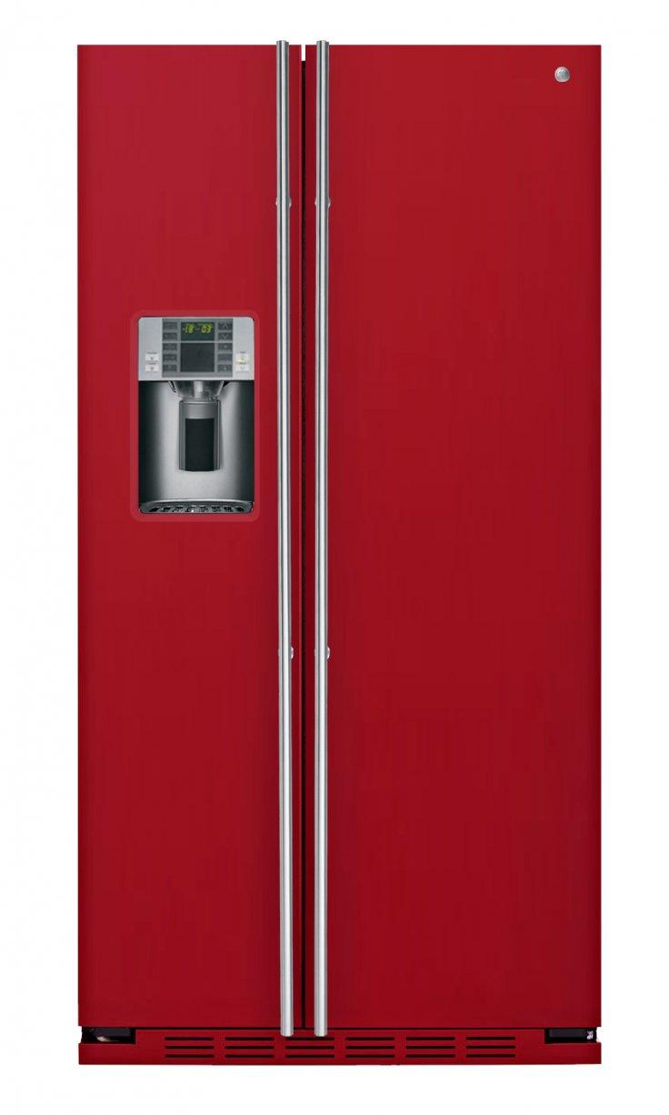 rce 24 vgf 3r rot general electric kuehlschrank. Black Bedroom Furniture Sets. Home Design Ideas