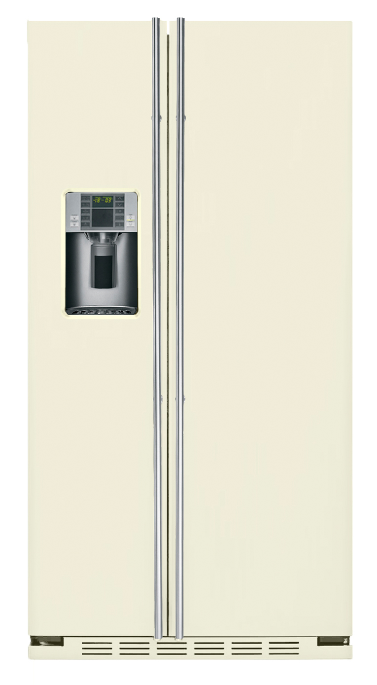 RCE 24 VGF 8C Creme - General Electric Kuehlschrank