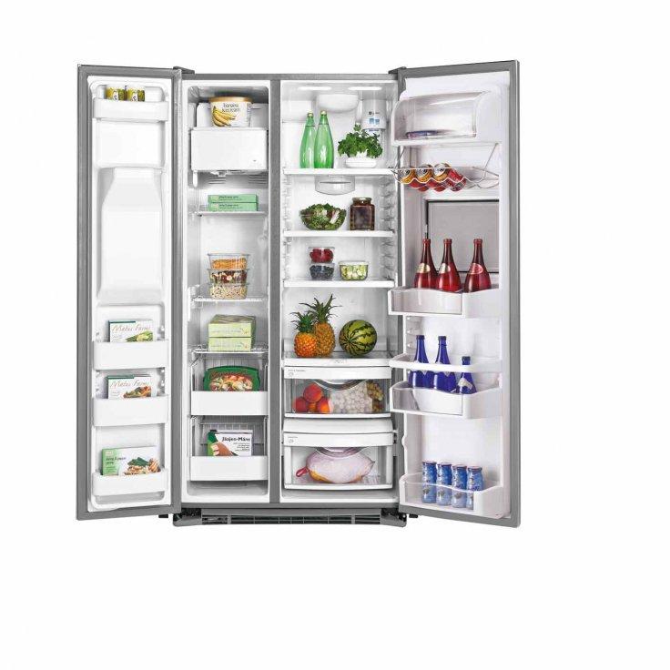 kühlschrank side bei side