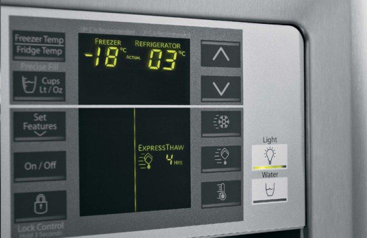 Bosch Kühlschrank Einstellung Super : Side by side kühlschrank die temperatur einstellen