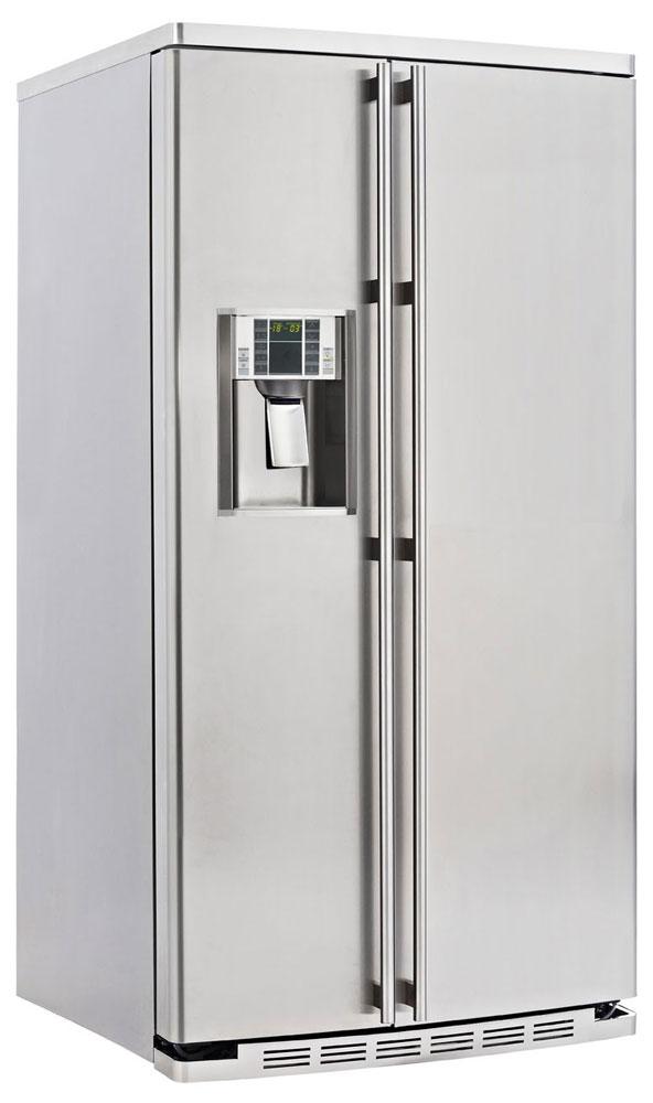 Optionen bei einem amerikanischen kuhlschrank general for Amerikanischen kühlschrank