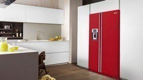 Amerikanischer Kühlschrank Rot : Amerikanischer kühlschrank länger leben general electric