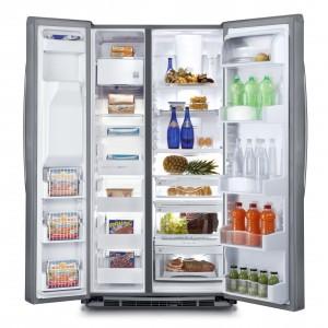 Amerikanischer Kühlschrank - Länger Leben